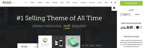 wordpress themes profesionales